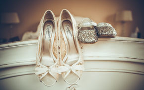 shoes, shoes, Wedding