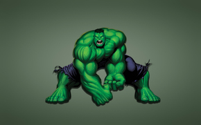 graphics, monster, Green, shout, Hulk