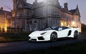 Lamborghini, тюнинг, автообои