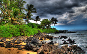 Maui, Hawaii, landscape