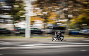 bike, speed, movement, background