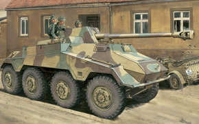 Art, equipment, Germany, PaK.40, Wehrmacht