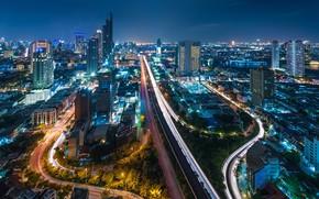 曼谷, 泰国, 城市