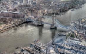 伦敦塔桥, 伦敦, 桥