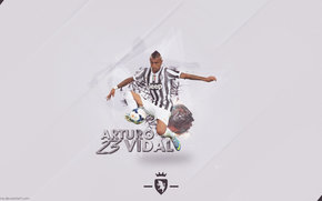 Arturo, Vidal, Juve