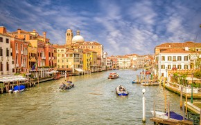 Venezia, Italia, città
