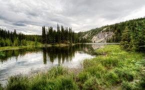 Horseshoe Lake, Denali National Park, Alaska