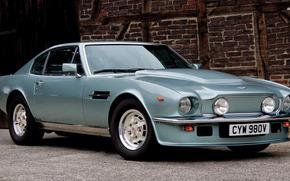 klasyczny, samochód, nostalgia