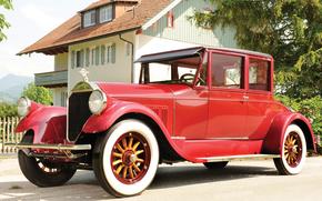 classico, auto, nostalgia, 1927_Pierce_Arrow_Model_36_Coupe