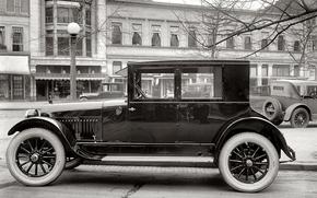 clasic, mașină, nostalgie, 1922_Hudson_Super_Six_Coach