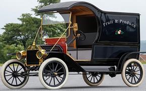 classico, auto, nostalgia, 1912_Ford_Model