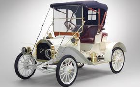 classico, auto, nostalgia, 1908_Buick_Model_10_Touring_Runabout