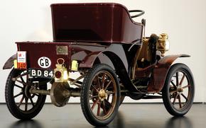 classico, auto, nostalgia, 1903_Peugeot
