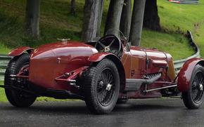 经典, 汽车, 怀旧之情, 1929_Maserati_Tipo_V_4
