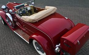 classico, auto, nostalgia, 1929_Duesenberg