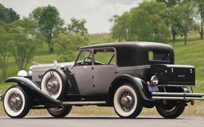 classic, car, nostalgia, 1929_Duesenberg
