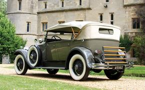 classico, auto, nostalgia, 1930_Packard_Deluxe_Eight