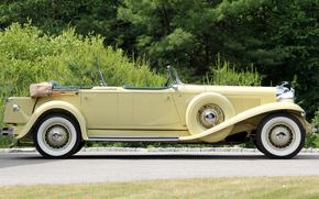 classico, auto, nostalgia, 1931_Chrysler