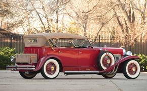 classico, auto, nostalgia, 1931_Duesenberg_Model_J