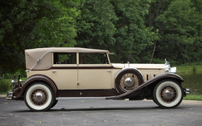 classico, auto, nostalgia, 1931_Packard_Eight_Individual_Custom_Convertible_Sedan_Dietrich