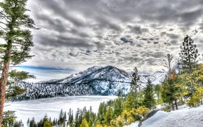 太浩湖, 加州, 内华达州