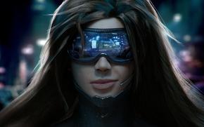 Игры, девушка, cyberpunk 2077