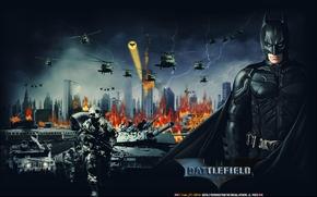 battlefield, игра, тактический шутер
