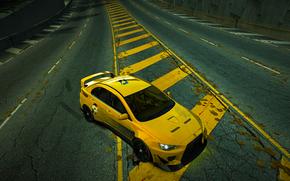 nfsw, игра, Автомобиль
