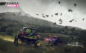 Forza, Forza Motorsport, Forza Horizon, Forza Horizon 2, Island Storm, DLC, jeux