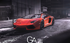 Aventador, Lambo, GA art_group