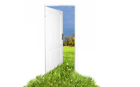 Otwarte, drzwi, Sposób, Drzwi do lata