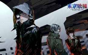 animado, Ghoul Tokio, Kaneki