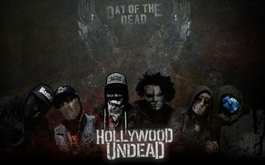 x, Hollywood Undead
