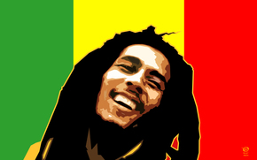 marley, bob, vector, minimal, digital, drawing, painting, image, picture, artworks, art, design, zelko, radic, bfvrp