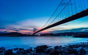 桥, 西草湾, 青衣, 香港