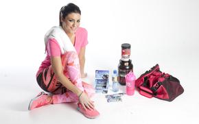 girl, fitness, crosfitt, pilates, yoga, exercise, activewear, leggings, sport, sportswear, health, active, tight