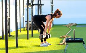 chica, Aptitud, crosfitt, pilates, yoga, ejercicio, Activewear, polainas, Deporte, ropa de deporte, salud, activo, apretado