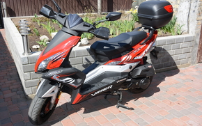 VIPER FLEX VP150M, scooter, scooter