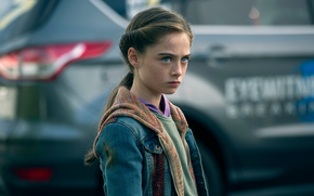 fantasy, tomorrowland, the land of the future, Adventures, Raffey Cassidy, athena