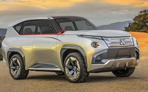 jeep, 2015, Mitsubishi, PROTOTYPE, GC-PHEV, concetto