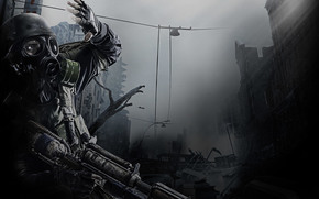 Metro 2033, Apocalypse, Stalker