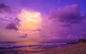 Dreamland Beach, Pecatu, Bali, Indonesia, Indian Ocean, Пекату, Бали, Индонезия, Индийский океан, океан, волна, пляж, побережье
