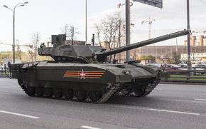 tank, Armata, t-14, Zbiornik, broń, wojsko