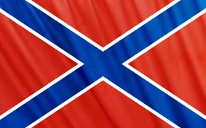 Novorossia, flag, Donetsk, Lugansk