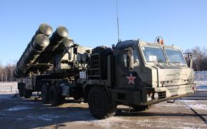 wojsko, Rosja, obrony powietrznej, wyrzutnia rakiet, AAMS, c-400, Triumf, broń, obrona