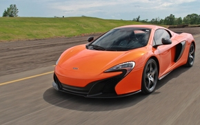 McLaren 650S, McLaren, road, speed