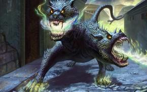 дракон, змей горыныч, фантастика