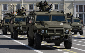 gas, 2330, tiger, Russia, Russian, multi-purpose, car, increased, patency, armored car, soldier, army, weapon, machine