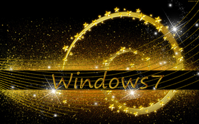 windows, wallpaper, 3d