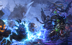 Heroes of the Storm, battle, battle, magic